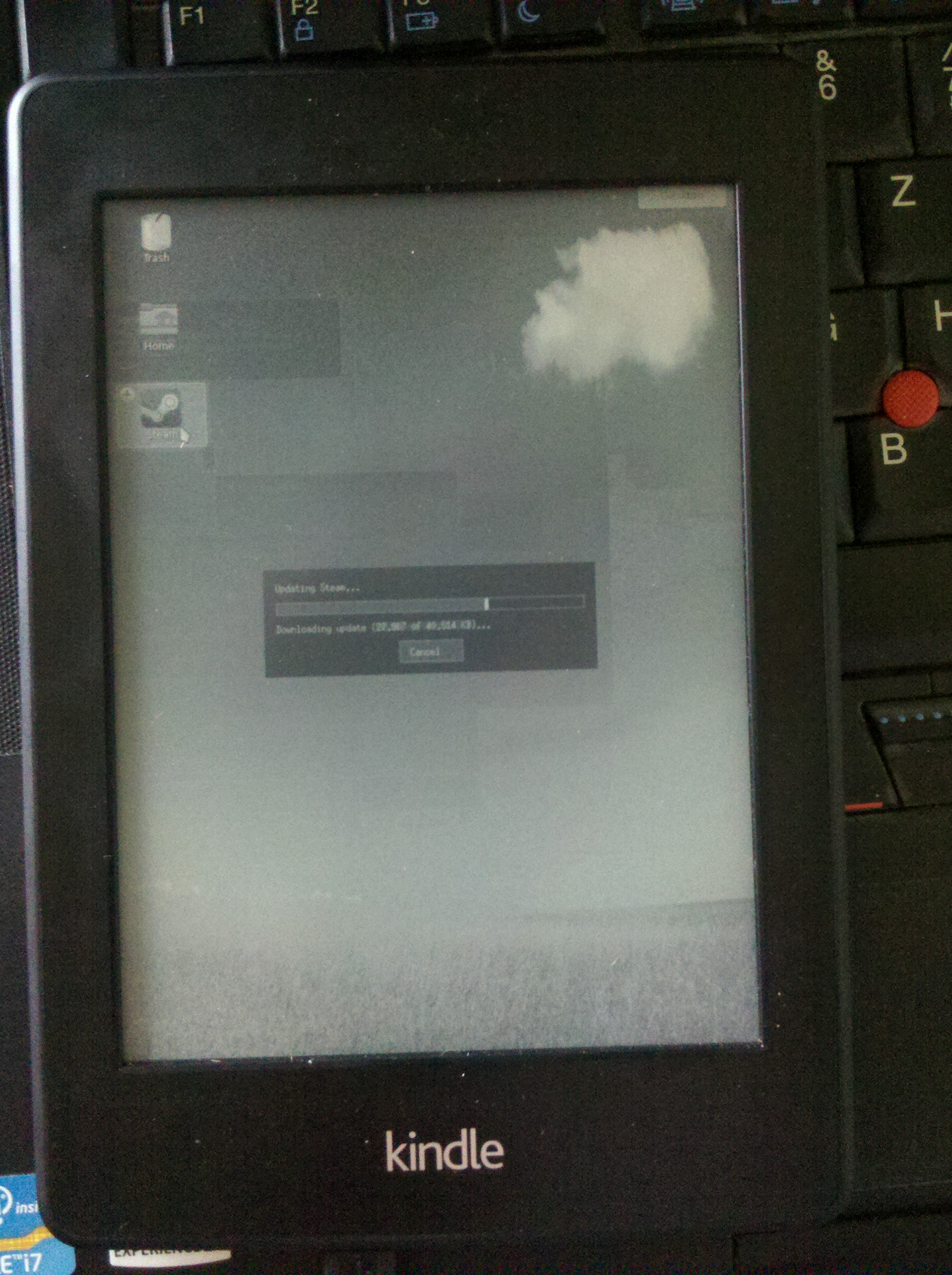 Arch Linux on Paperwhite2 - MobileRead Forums
