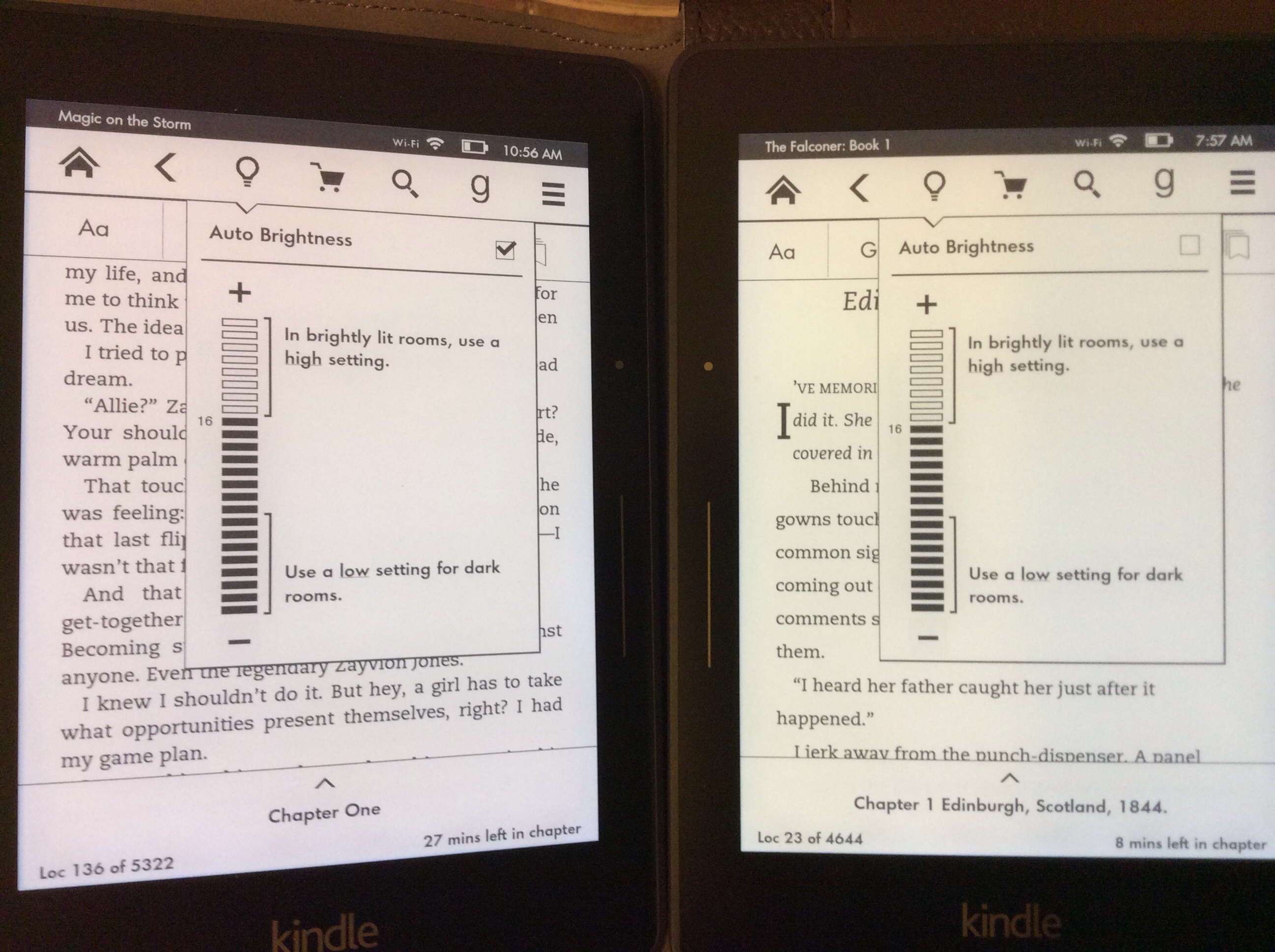 Kindle Voyage - First Impressions - Page 37 - MobileRead Forums
