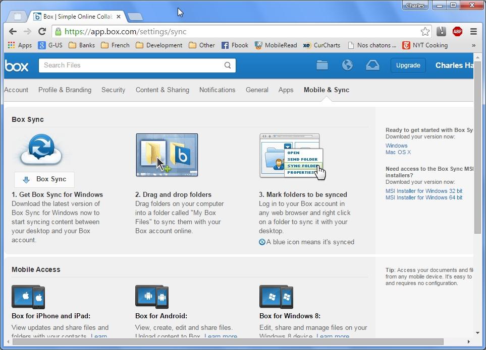 CC Cloud alpha test - Page 10 - MobileRead Forums