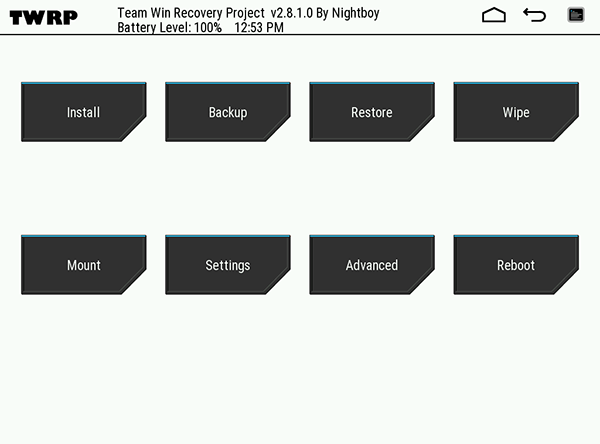 Recovery][TWRP] Rk3026 Eink Devices - MobileRead Forums
