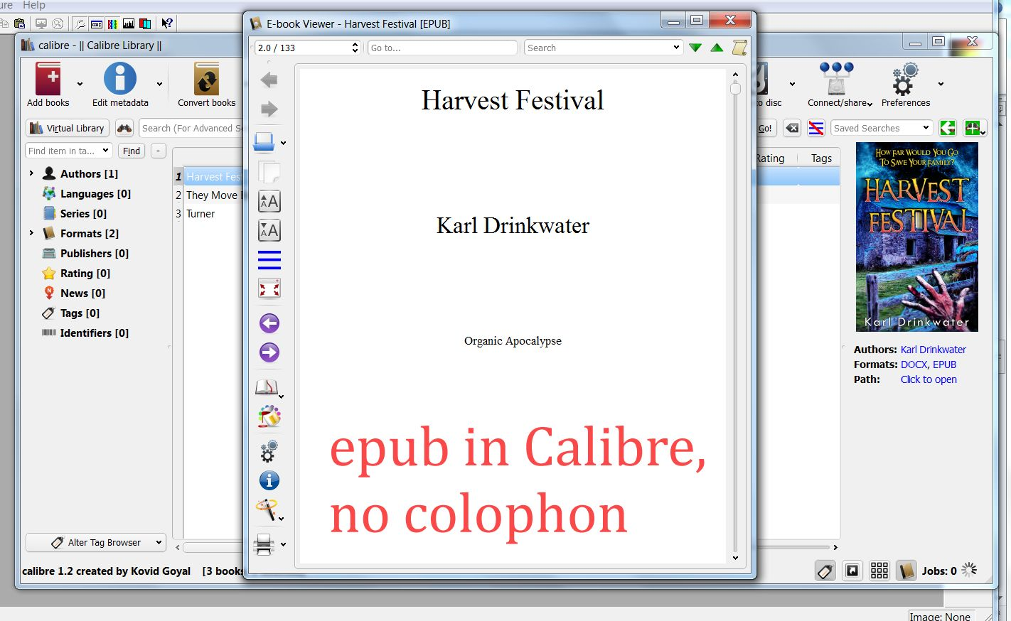 Image missing after conversion from docx to epub