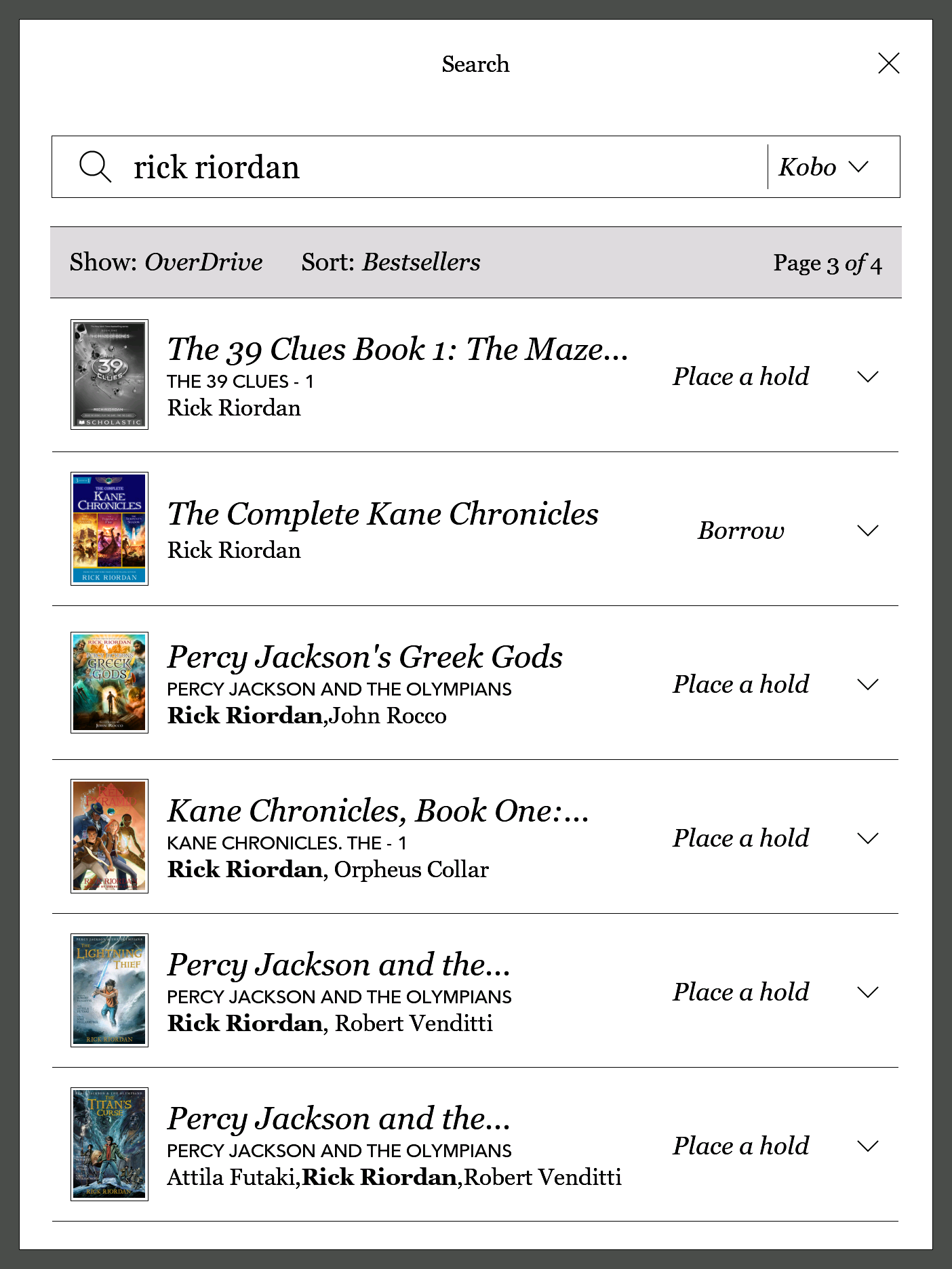 Kobo Aura ONE and Overdrive/library books - MobileRead Forums