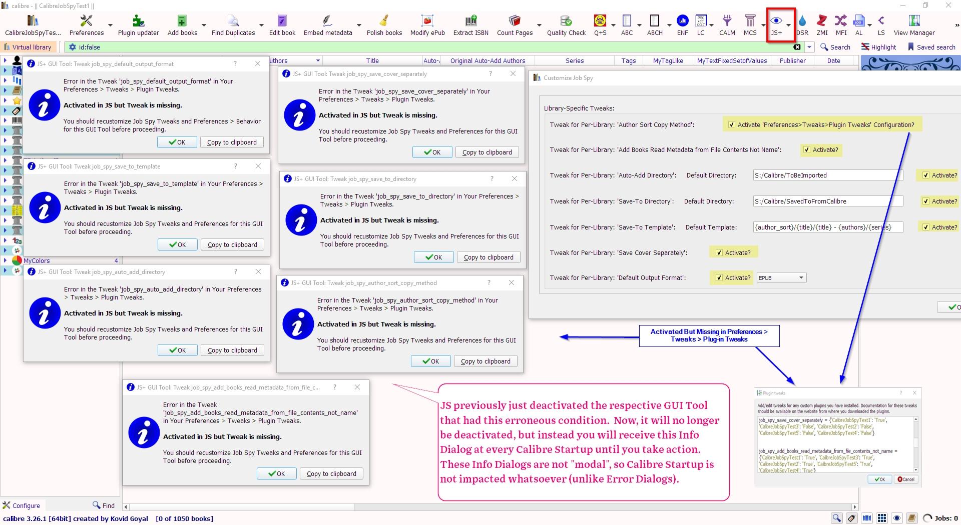 GUI Plugin] Job Spy - Page 19 - MobileRead Forums