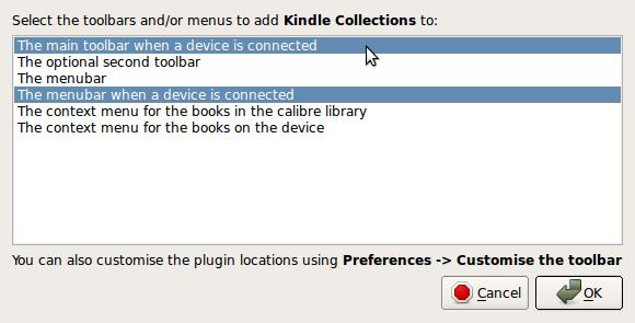 GUI Plugin] Kindle Collections (Update) - MobileRead Forums