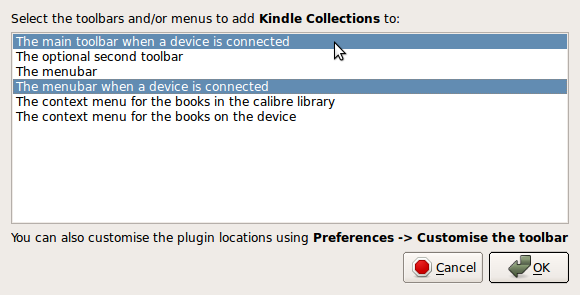 GUI Plugin] Kindle Collections (old) - MobileRead Forums
