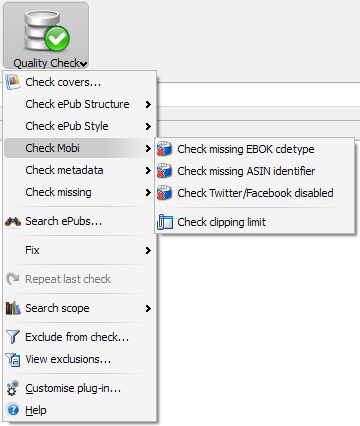 GUI Plugin] Quality Check - MobileRead Forums