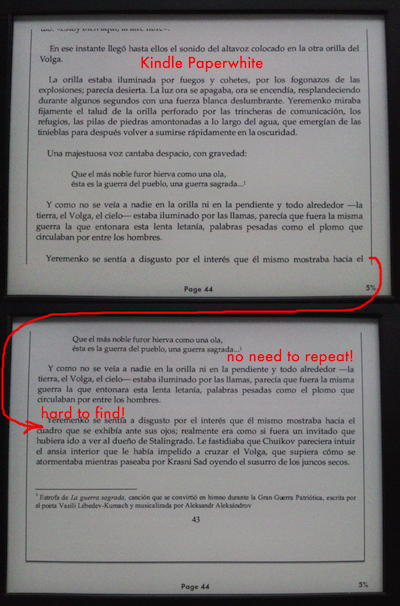 Kindle Paperwhite and PDFs - The Problems - MobileRead Forums