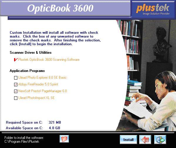 Plustek Book Pilot