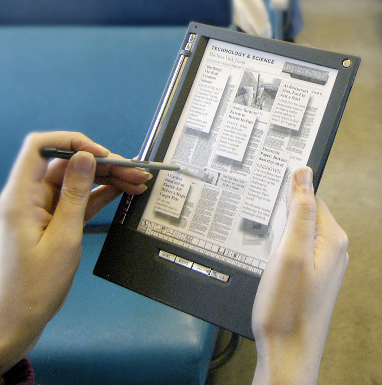 what is e book reader compare any