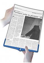 Journal en papier électronique